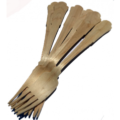 Perfect Ware Green Forks 200 (1,000ct)