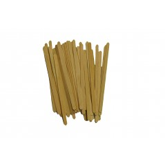 "5"" Eyebrow Waxing Sticks Round Ends Box of 1,000ct"