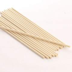 "12"" x 1/4"" Dowel Rods Box of 500ct"