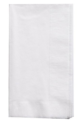 Paper Dinner Napkin 15 x 17- 2ply Pack of 600ct