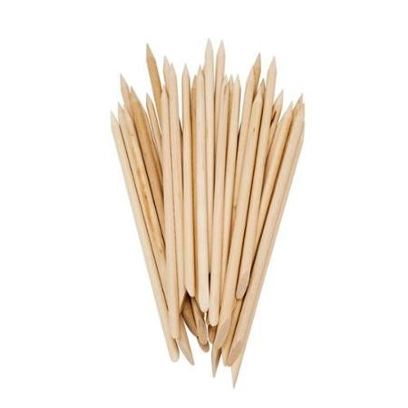 """2 3/4"""" Cuticle Stick Box of 10 Bags/100ct=1,000ct"""