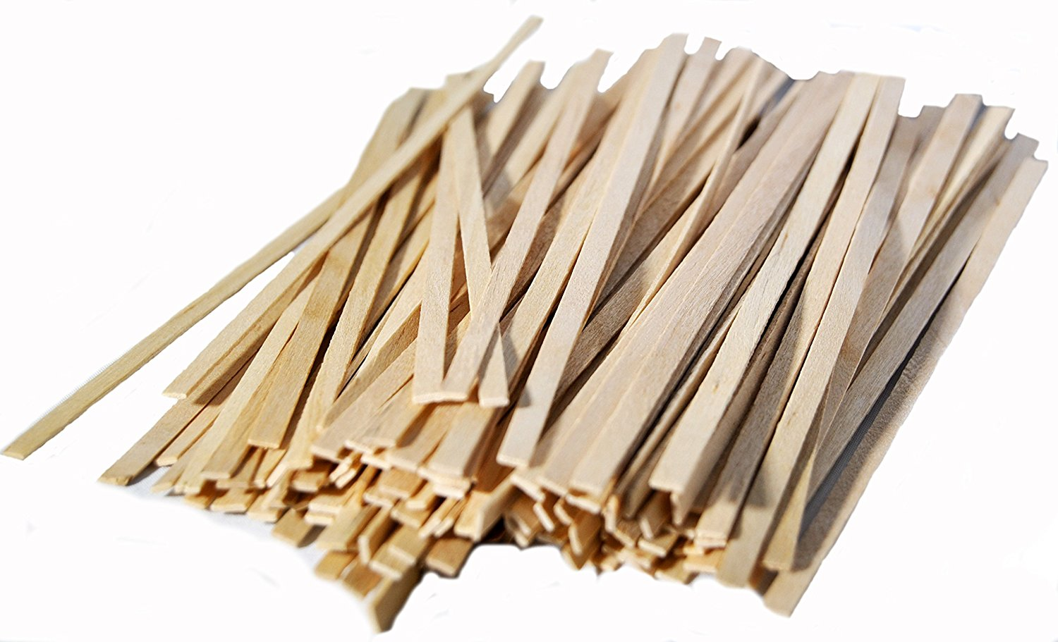 """5 1/2"""" Coffee Stirrers with Square Ends Box of 1,000ct ( Item# FS200)"""
