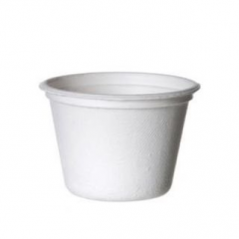 Bagasse Sugarcane Cup 4- Pack of 500 Cups