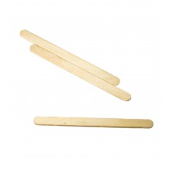 "4 1/2"" Banded Ice Cream Sticks Case of 200/ 50ct bands= 10,000ct (Item# ASO910BA)"