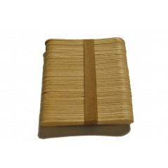 "3 1/2"" Banded Bowtie Stick Case of 200 bands/50ct = 10,000ct (Item# PS300BA)"