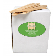 "6"" Craft Sticks Box of 500ct"