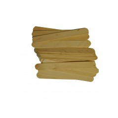 "6"" Spatula Sticks Case of 10 boxes/500ct = 5,000ct"